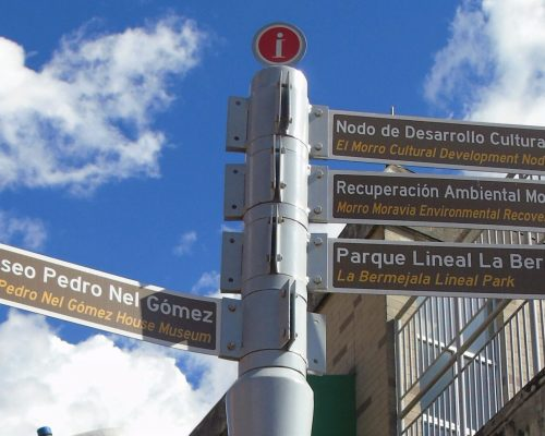 moravia urbano ruta